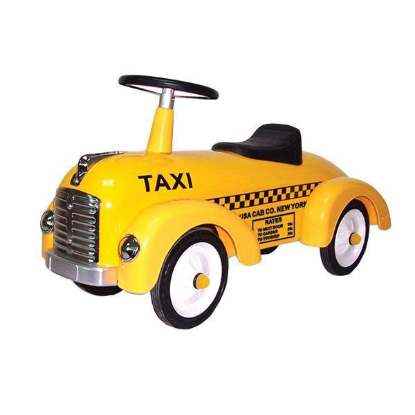 Gåbil Racing Speedster Taxi