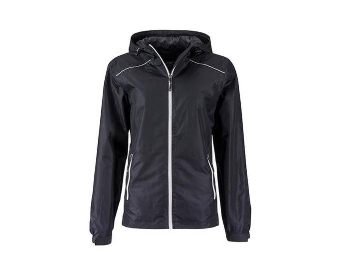 Ladies` Rain Jacket / Wind- und wasserdichtes Gewebe   James+Nicholson Jetzt bestellen unter: https://mode.ladendirekt.de/damen/bekleidung/jacken/sonstige-jacken/?uid=1db95ec6-bc87-5fac-9b26-a38dd572644b&utm_source=pinterest&utm_medium=pin&utm_campaign=boards #sonstigejacken #bekleidung #jacken