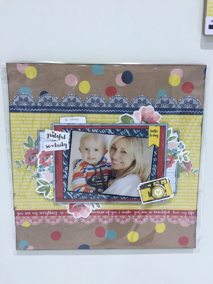 Kaisercraft Finders Keepers Collection CHA Winter 2016 - Scrapbook.com