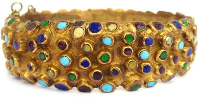"LINE VAUTRIN - Rare ""Porcupine"" LINE VAUTRIN bracelet - Europa - Polyvore"