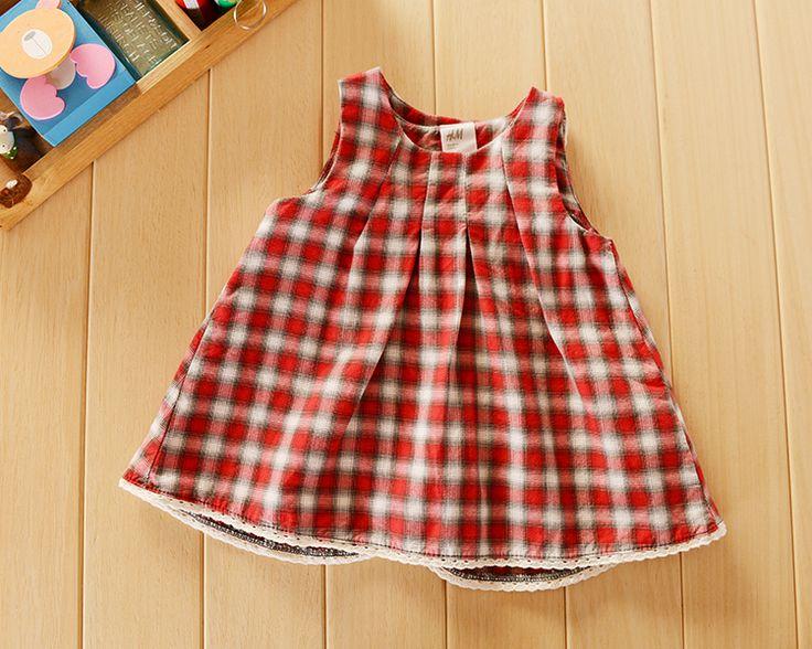 Шведская детская одежда плед сарафан Кларе купальник по желанию - Taobao