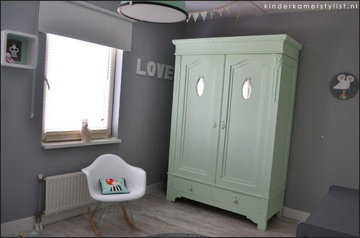 Nieuwe #binnenkijker #babykamer Kinderkamerstylist.nl