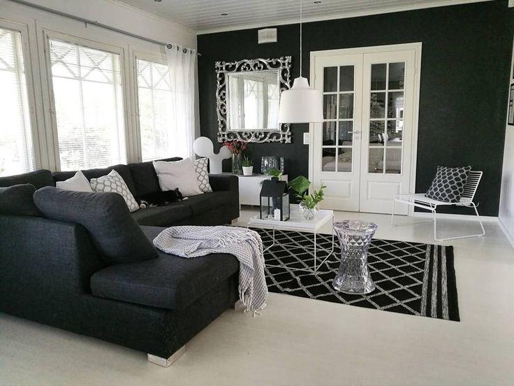 Livingroom black&white
