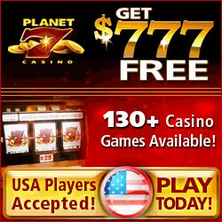 Full Planet 7 Casino Review & Bonuses. Play USA Online Slots For Real Money At Planet 7 Casino Free With Best USA Online Slots Casino Bonuses. Credit Cards.