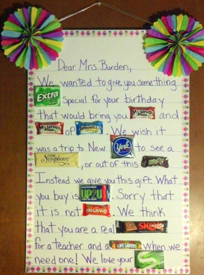 Candy birthday card the 26 best images about candy cards on pinterest candy bar bookmarktalkfo Images
