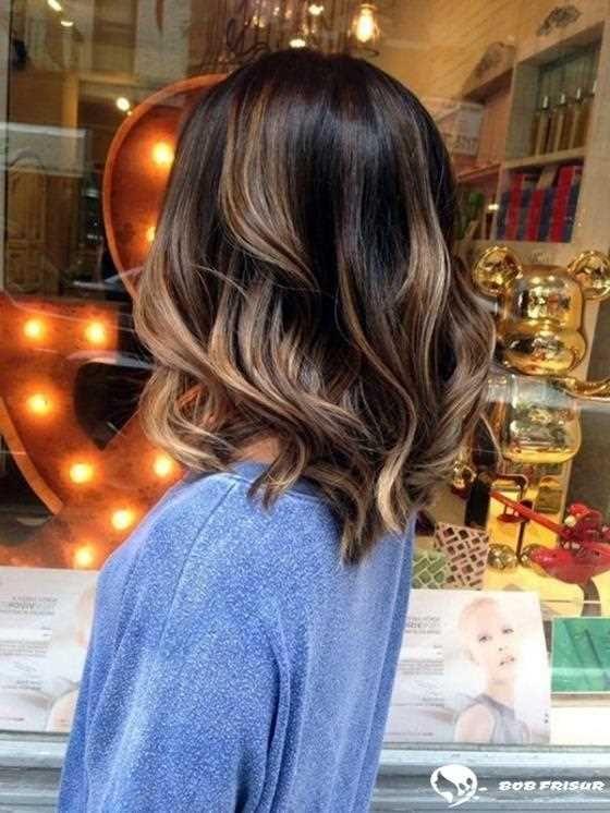 105 Haute Mittellange Frisuren Fur Frauen 2019 2020 Hair Coole Bob Bobfrisuren Coolesthairstyleforwomen Brown Hair Balayage Hair Styles Medium Lenth Hair