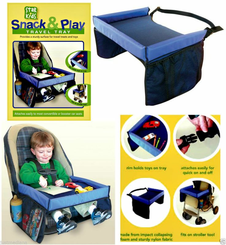 star kids snack and play travel tray cars kid and travel accessories