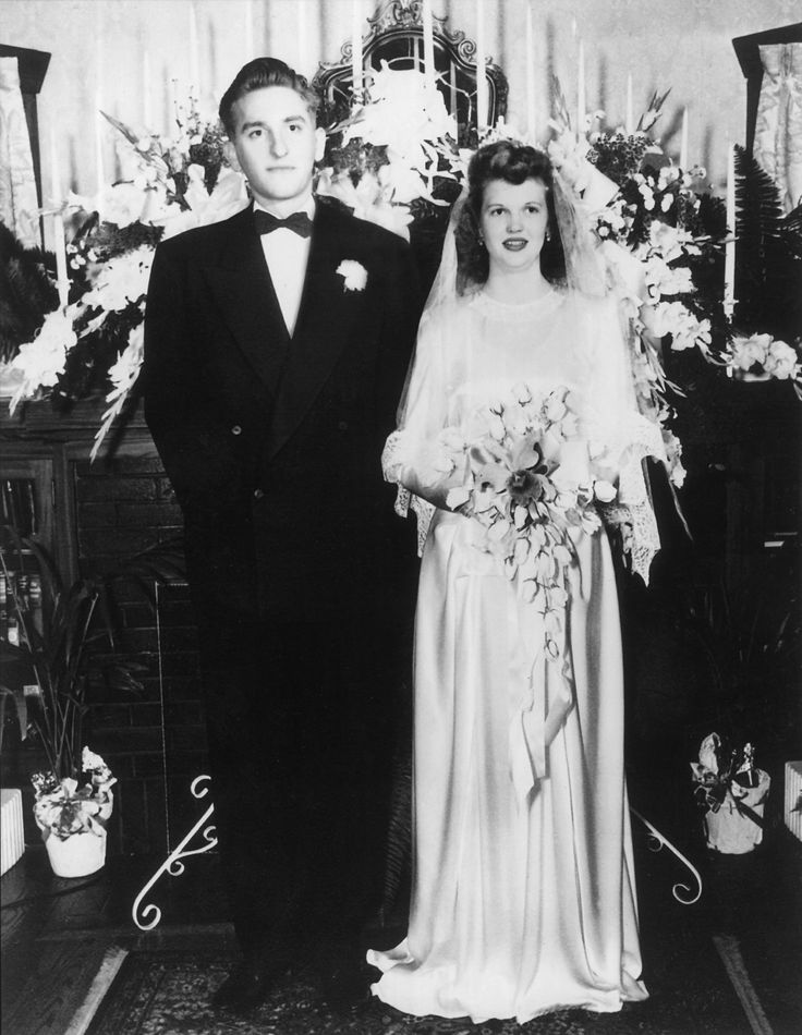 """Summertime is wedding season, but even if you're not a """"June Bride,"""" you'll love these vintage pictures of the general authorities at their weddings."""