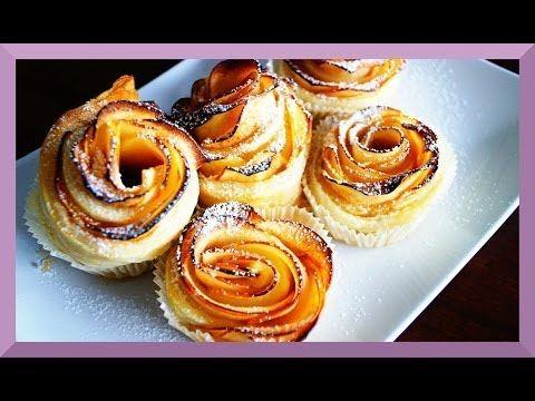 Zutaten: 3 säuerliche Äpfel Zucker-Zimt-Mischung 2x Blätterteig von Henglein Zitronensaft - Spritzer 1 Eigelb zum Einstreichen der Teigränd...