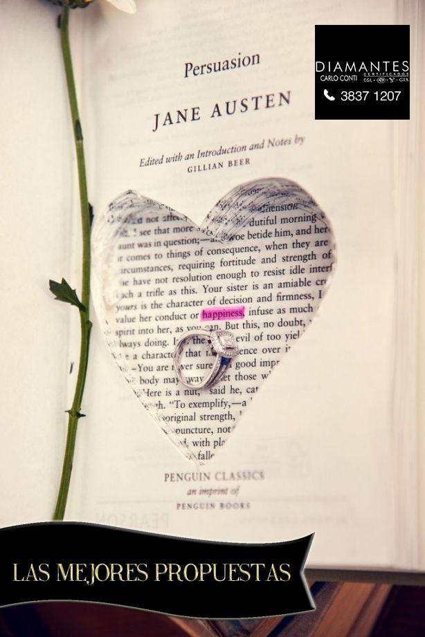 Personaliza la historia de #amor y haz la tuya con una #propuesta de #matrimonio en un #libro.  #LasMejoresPropuestas