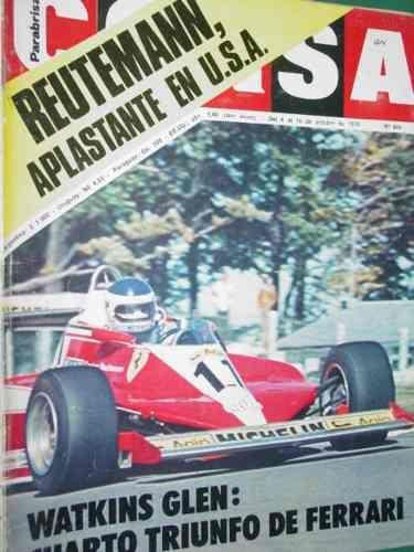 Carlos Reutemann - USA Grand Prix