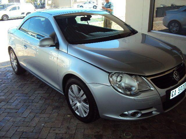 2007 Volkswagen EOS 2.0 Convertible   Milnerton   Gumtree South Africa   109448312