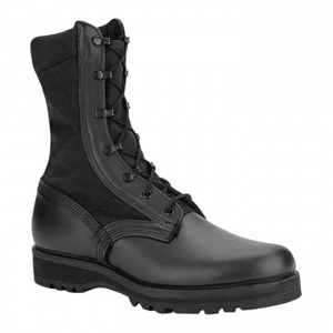SALE - Mens Altama Jungle Military Boots Black Polyurethane - Was $156.00 - SAVE $33.00. BUY Now - ONLY $122.95