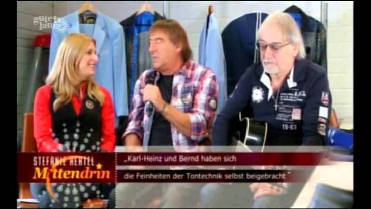 Amigos in Bamberg, ein Besuch  von Gute Laune TV mit Stefanie Hertel