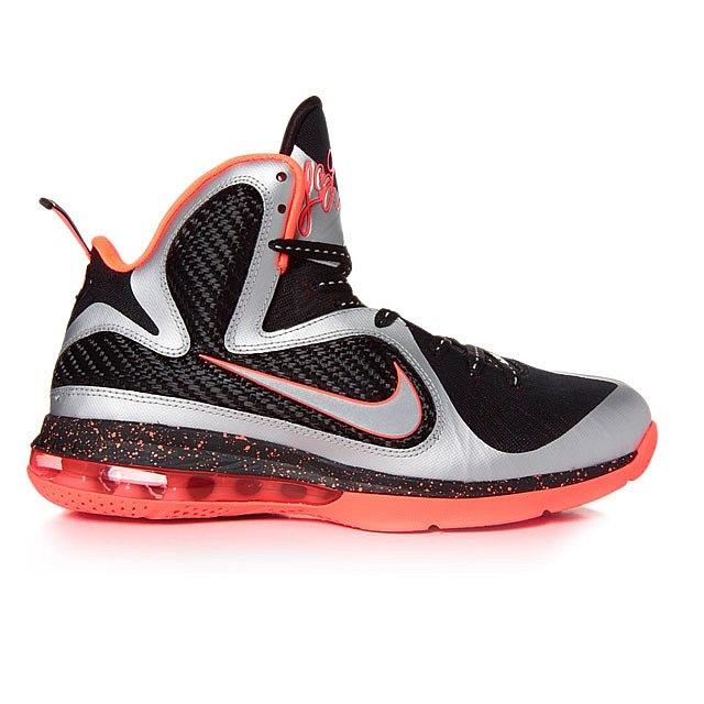 Nike Lebron 9 (METALLIC SILVER)