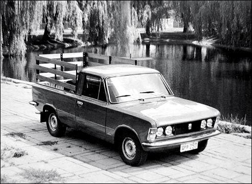 Fiat Fso 125p Pick Up