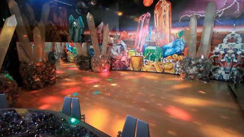 Inside Barbi Benton's Bonkers, Disco-fied Mountain Retreat