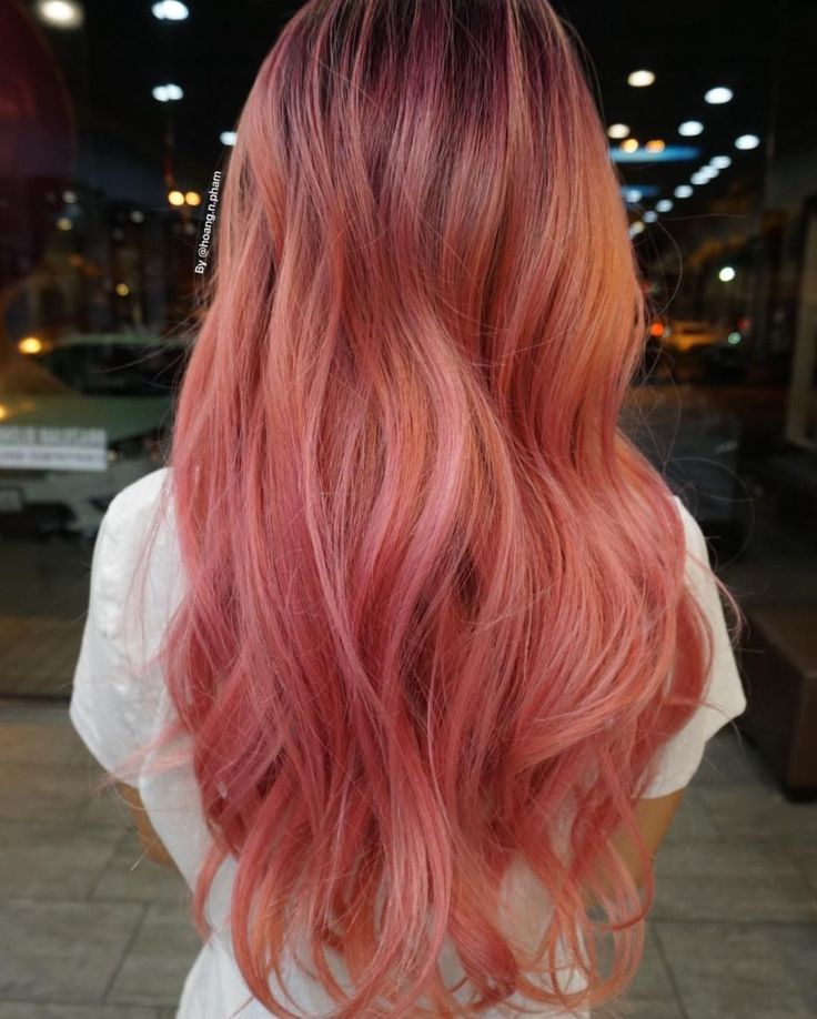 Colors That Look Good With Pink: Best 25+ Funky Hair Colors Ideas On Pinterest