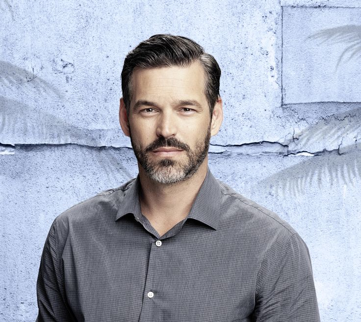 Get to Know EDDIE CIBRIAN | Captain Slade on Rosewood on FOX