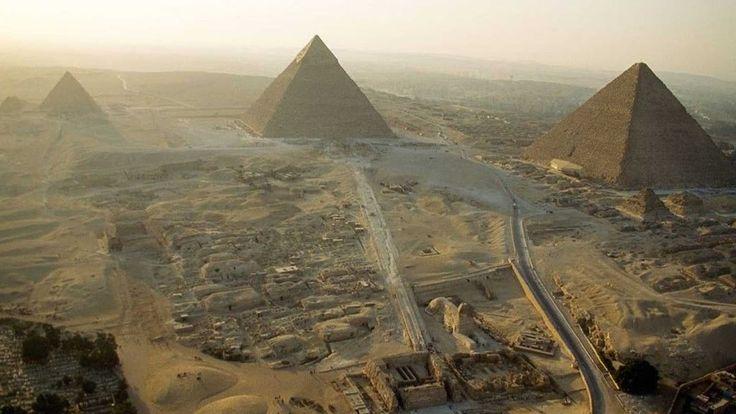 ОТКРОВЕНИЯ ПИРАМИД. Часть 1. Документальные фильмы про пирамиды