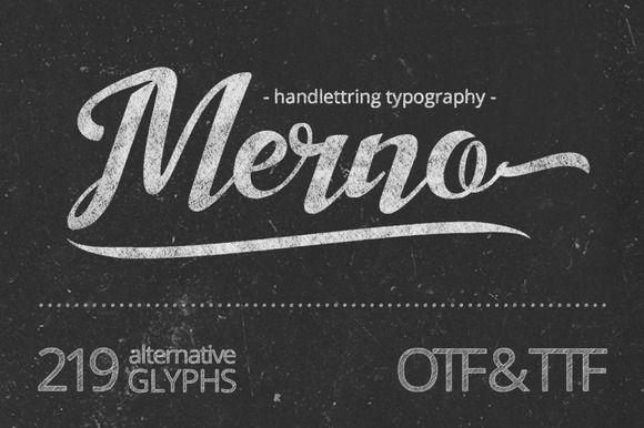 Merno by JROH Creative on Creative Market