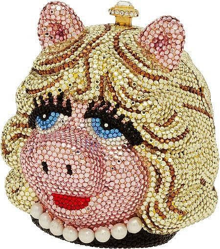 158 Best Images About Kermit Miss Piggy On Pinterest: Awesomely Oinky Miss Piggy Clutch