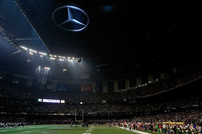 Just a few, industrial generators could have saved this year's Superbowl from its blackout... See, everyone has a use for a generator these days! Call us if you are thinking you need one too. We will come to your home for a free estimate.  -Parra Electric, Inc.