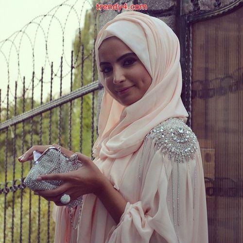 Asian Hijab Style 2013 Asian Hijab Fashion 2013 2014