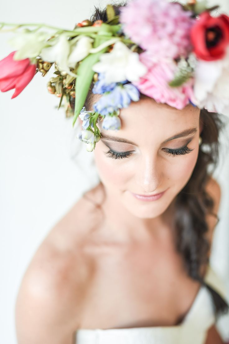 Flowercrown by Blomstories