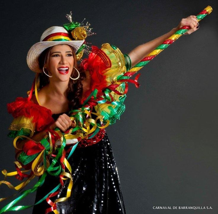 Andrea Jaramillo Char - Reina del Carnaval 2013