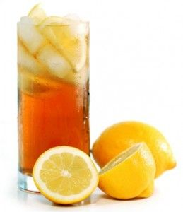 ice tea de limon