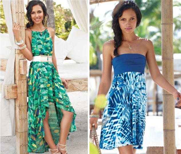 summer style from Avon Mark catalog....... so pretty
