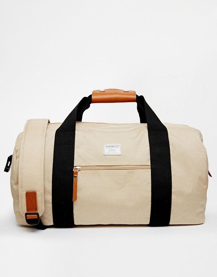 Sandqvist Floyd Barrel Bag