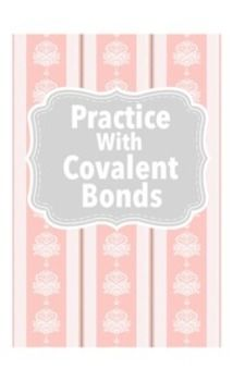 25 best ideas about covalent bonding worksheet on pinterest covalent bond chemistry help and. Black Bedroom Furniture Sets. Home Design Ideas
