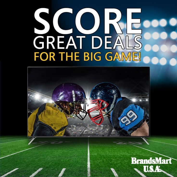 Score Great Deals for the Big Game Local Delivery Within 3 Days 24 hour sale for Televisions, Furniture and more for entertaining your guests during the Big Game. - Televisions - TV - Deals - Furniture - Sofa - Recliner - Entertainment - Big Game - Football - Sale