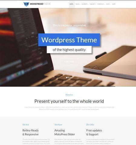 25+ Best Drag-and-Drop WordPress Theme Builders in 2015