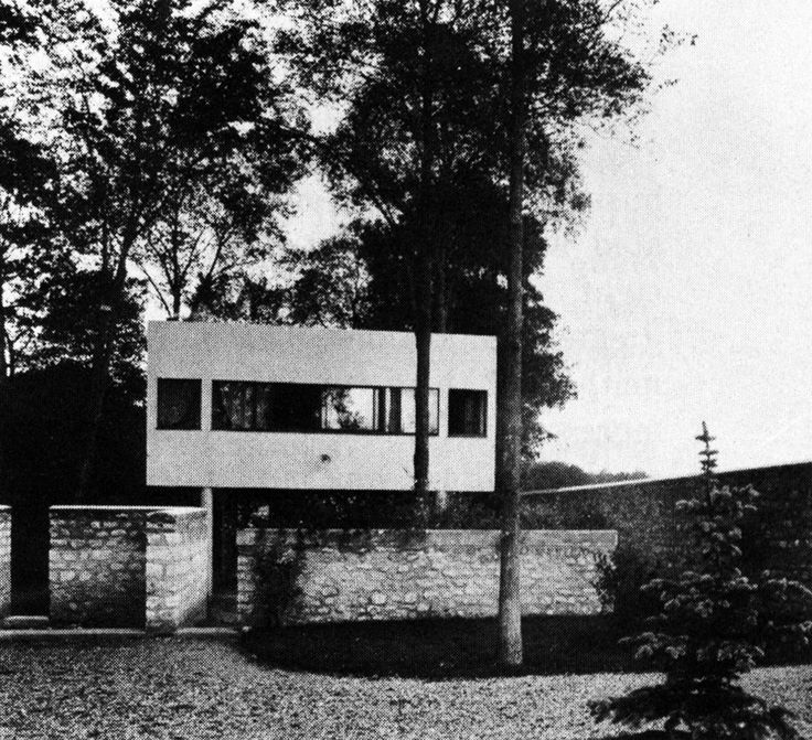 47 best images about le corbusier villa savoye poissy for Poissy le corbusier