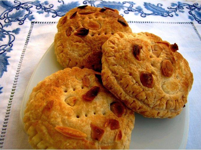Sweet potato pastries (from Aljezur, Portugal)