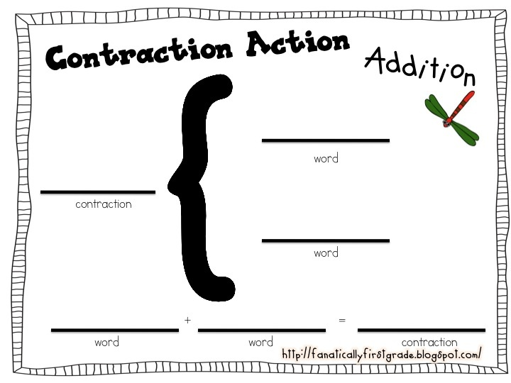 contraction brace map