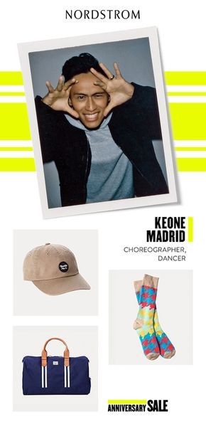Make moves like choreographer, dancer and trendsetter, Keone Madrid, and shop an event like no other. Stock up on all the best brands and trends at the Nordstrom Anniversary Sale. These super-sale prices won't last. Prices go up August 7!