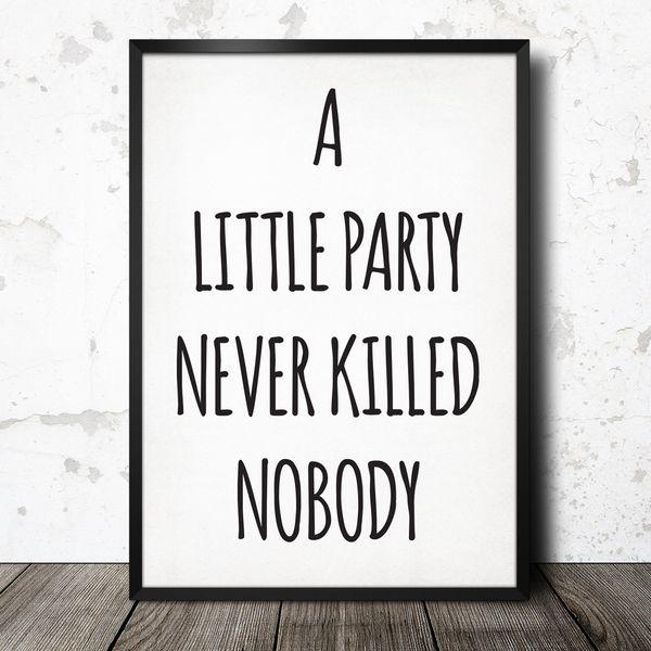 Party ! de george koenig sur DaWanda.com