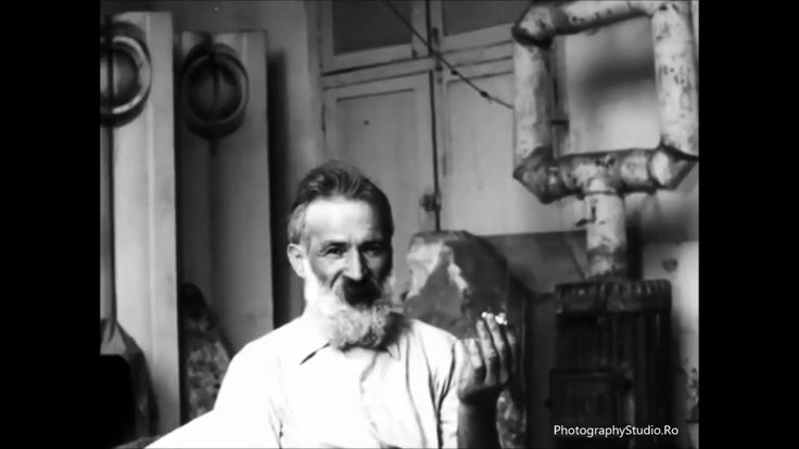 Brancusi - Portrete si Autoportrete filmate - Filmed Portraits and Self-...