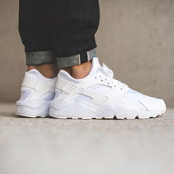 Nike Store France Homme Nike Air Max 90 High Winter: NIKE Huarache White