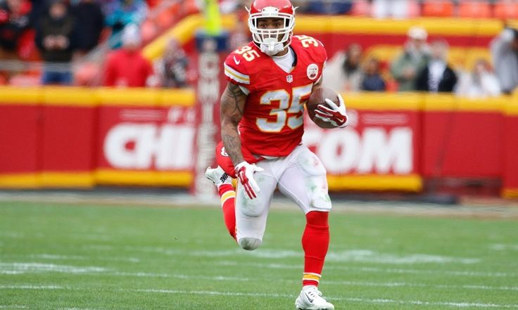 Chiefs lose RB Charcandrick West and QB Tyler Bray to injury = According to Kansas City Chiefs reporter B.J. Kissel, running back Charcandrick West and quarterback Tyler Bray will both miss time due to injuries.  West's injury is a mild elbow sprain and he is considered.....