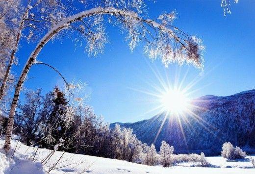 Зимнее Солнцестояние 21 декабря 2016 года