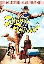 Finian's Rainbow (1968) stars Fred Astaire, Petula Clark and Tommy Steele.