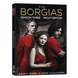 The Borgias - kaiki kaudet