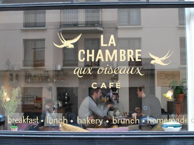 La Chambre aux Oiseaux, le nouveau bakery, Paris 10ème