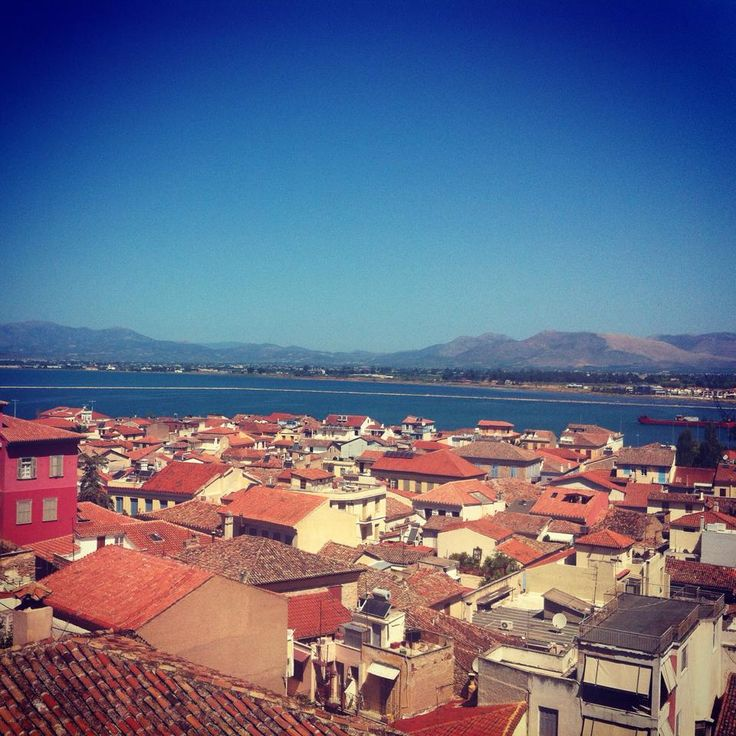 Old town of Nafplio!!!