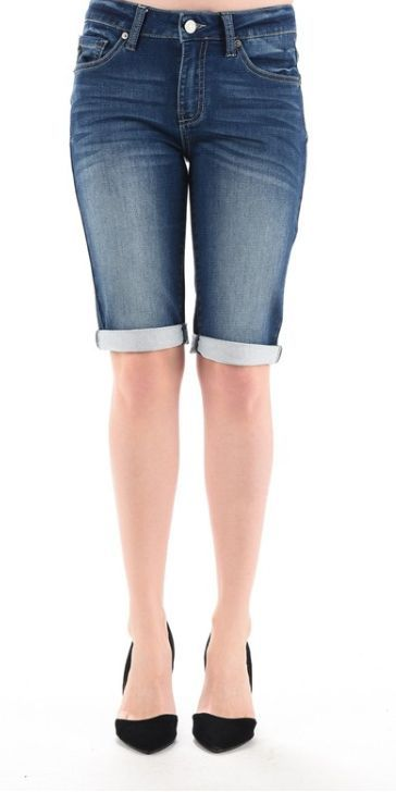 modest jean shorts, modest shorts, bermuda shorts, modest clothes, womens clothi…